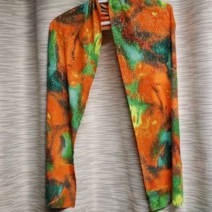 Authentic Emilio Pucci stretch Jersey fabric